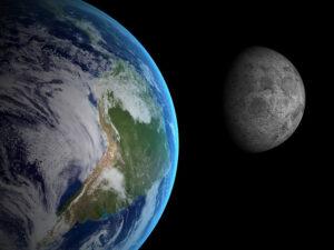 Bumi, Bulan dan Perilakunya